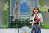 Выступление Ольги Братчиной 8 июля рамках празднования Дня семьи, любви и верности в саду Эрмитаж (г. Москва)